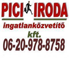 PICI IRODA Ingatlanközvetítő Kft.