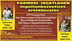 Farmosi-Ingatlanok