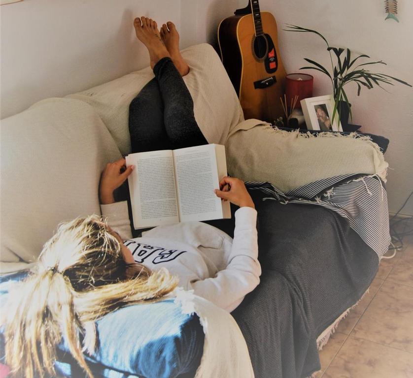 A tökéletes olvasósarok 10 legfontosabb összetevője
