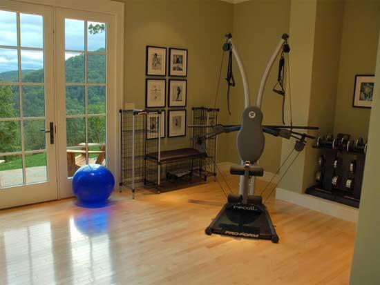 Hogyan alakítsunk ki otthon saját edzőtermet tippek és