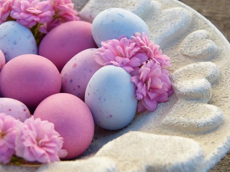 Olvasson pozitív híreket, nézegessen húsvéti dekorációs képeket!
