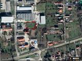 Pécs Patacson ipari környezetben, füves terület kiadó, betontartállyal, akár közművesítve is.