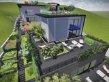 2018-ban épült, modern, minimál stílusú luxus családi ház