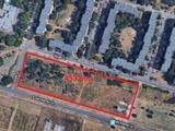 Befektetők figyelem, 17.kerület központi részén 4532 nm-es kivett, beépítetlen terület eladó