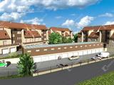 Új építésű lakások az osztrák határ közelében Hegyeshalomban