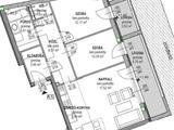 Belvárosi új társasházi lakás eladó