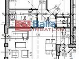 Nagycenk, Központban utca, 70 m²-es, 1. emeleti (tetőtéri), társasházi lakás, 3 szobás, kiváló állapotú