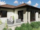 Jakabszálláson új építésű ház 642 nm telken