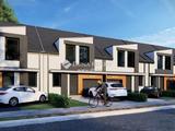 Új építésű nappali + 3 szobás kertkapcsolatos sorház, garázzsal
