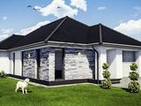 5 szobás prémium családi ház GARÁZZSAL, HŐSZIVATTYÚVAL