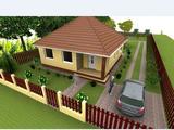 Új építésű önálló családi ház