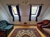 Eger belvárosában 2 szobás, első emeleti lakás kiadó