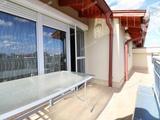 Lakóparki, dupla nagy teraszos lakás beállóval eladó!