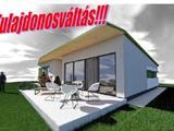 Új építésű családi ház Harkán eladó!