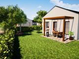 Eladó 78 m2 új építésű családi ház, Mogyoród