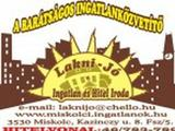 Kiadó üzlet, Kazincbarcika