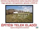 Eladó építési telek, Cegléd, Cegléd