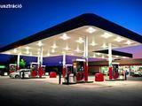 Bejáratott üzemanyagtöltő állomás eladó!