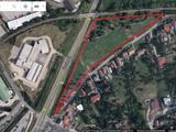 Eladó Pécset  7803m2 Gksz.  terület.