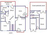 Vállalkozás + otthon 1 helyen, 3 szobás, nagy garázzsal