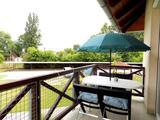 Hullám Üdülőparkban vízközeli modern stúdió apartman max. 4 vendégnek kiadó