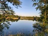 Eladó építési telek, Kisoroszi, Eladó tóparti telek Kisorosziban!