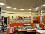 Miskolc belvárosában kiadó 109m2-es üzlethelyiség a Pátria tömbben
