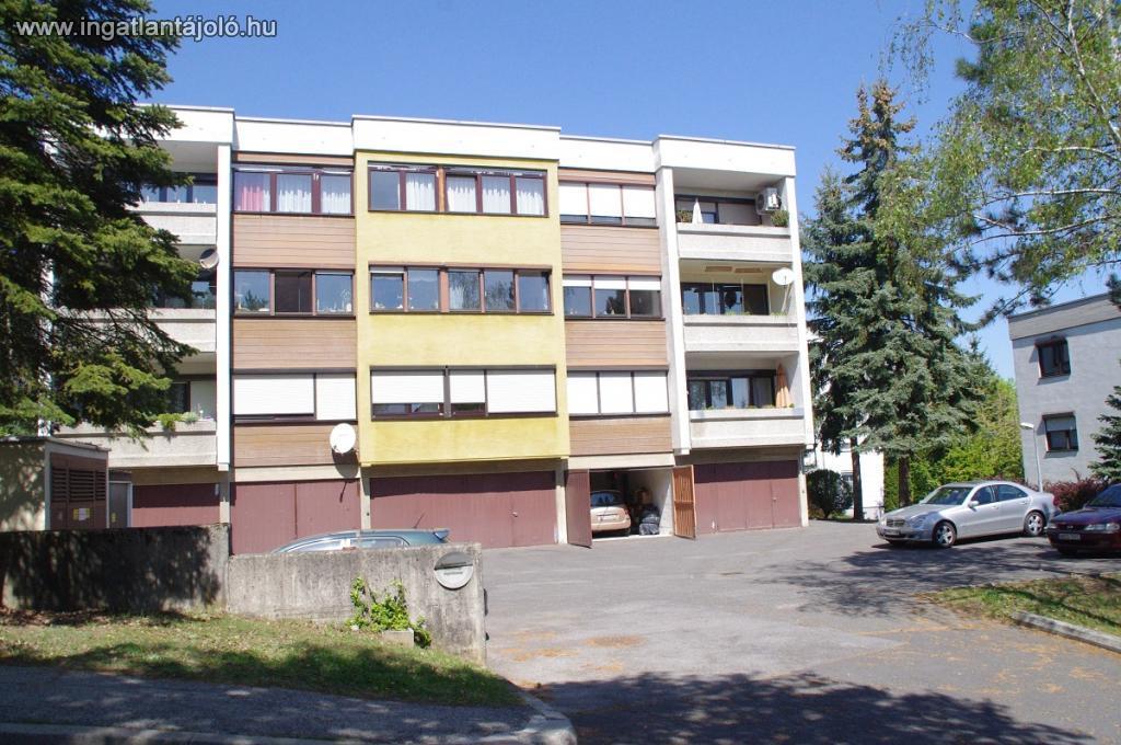 Ausztria Oberpullendorf eladó 2 szobás garázsos lakás ...