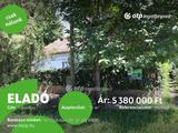 Bács-Kiskun megye Kisszállás 3 szobás, felújítandó családi ház eladó
