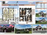 Téglaépítésű, családi ház megfizethető áron Győrhöz közel