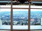 II. Törökvészen panorámás sorházi lakás eladó